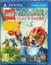 Lego Legends of Chima Lavals Journey Sony PS Vita Plus 4g Memory Card