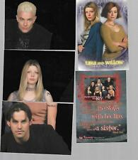 Cards - Buffy - Season Five - 5x Sondercards - Protectors of Key von 2001
