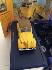 Atlas 1:43 Tintin Opel Olympia cabriolet coach 1938 'Sceptre d'Ottokar' p.14