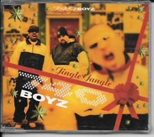 MAXI CD 5 TITRES--740 BOYZ--JINGLE JANGLE--1996--NEUF
