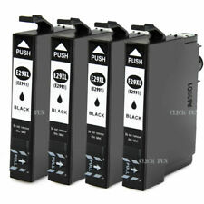4x Ink Cartridges 29xl for Epson Expression Home XP235 XP245 XP432 XP442 Non-OEM