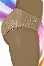 Padded Panty Booty Enhancer Thick Built-in Pads Butt Booster Large Beige 7011