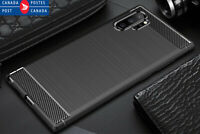 For Samsung Galaxy Note 10 10 Plus 8 9 Shockproof Carbon Heavy Duty Case Cover