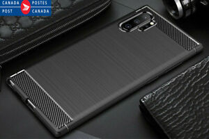 .For Samsung Galaxy Note 10 10 Plus 8 9 Shockproof Carbon Heavy Duty Case Cover