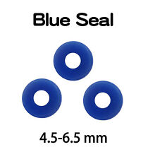 Blue Seal For PG11 PGT2 IP68 Waterproof Connector Screw Joiner TUV - 3 pcs / Set
