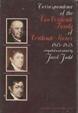 The Van Courtlandt Family Papers: Volume IV (Hardback or Cased Book)