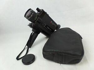 Canon 310XL Super 8 film home movie camera 8mm, Macro function, 8.5-25.5mm f/1.0