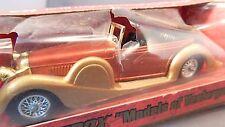 LESNEY MATCHBOX MODELS OF YESTERYEAR Y-11 1938 LAGONDA DROPHEAD COUPE & BOX
