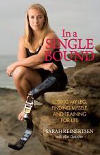 Sarah Reinertsen ~IN A SINGLE BOUND ~SIGNED ~1ST/DJ ~NICE COPY