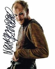 Gustaf Skarsgard Signed 8x10 Vikings Floki Exact Proof