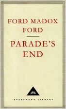 Parade's End (Everyman's Library Classics)-ExLibrary
