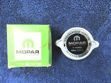 1960's MOPAR 14 lbs PRESSURE  RADIATOR CAP   NOS MOPAR  517