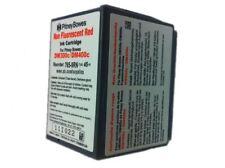 Original OEM Pitney Bowes DM300c DM400c DM450 RED Franking Ink Cartridge 765-9RN