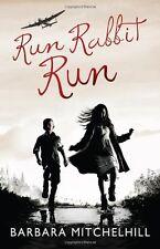 Run Rabbit Run,Barbara Mitchelhill