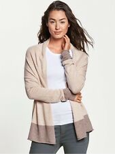 390687605f NWT XL  198 Athleta CASHMERE cocoon sweater open cardigan oatmeal heather  taupe