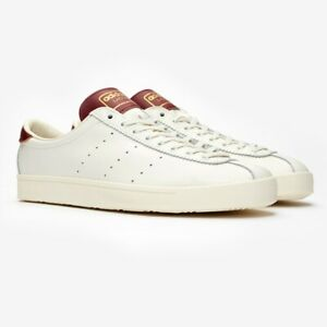 adidas Originals Lacombe Mens Leather Trainers White SIZE 6 8.5 10.5 12 DB3014