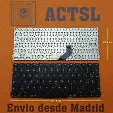 Teclado Español para Apple Macbook Pro A1425 13 Retina sin backlight