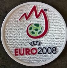 Patch Euro 2008 UEFA  maillots foot France Italie Allemagne Angletterre Espagne