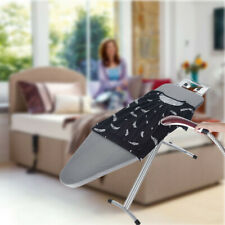 48in Cutton Surface Ironing Table Folding Iron Board Height Adjustable A6