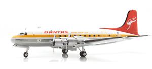 "Herpa Qantas Douglas DC-4 - Centenary Series ""Pacific Trader"" VH-EDA 1/200 57085"