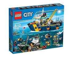 LEGO ® City 60095 Deep Sea EXPLORATION VESSEL NUOVO OVP _ NEW MISB NRFB