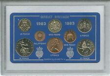 1983 Vintage Moneda establece 35th cumpleaños regalo de boda aniversario de nacimiento año actual