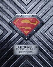 The Superman Files, Manning, Matthew, New, Hardcover