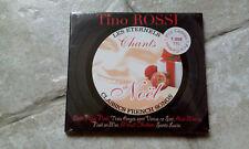 CD DIGIPACK TINO ROSSI - CHANTS DE NOËL / neuf & scellé