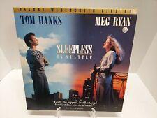 Sleepless in Seattle Laserdisc LD Nice Shape NOT DVD