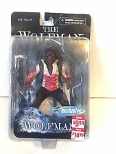 "Mezco Wolfman 7"" Figure Blockbuster Video Exclusive New in Open Package"