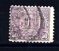 UNITED STATES - USA - 1922-1925 - 50 C - Monumento al Milite Ignoto