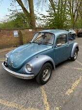 Vw beetle 1303s project