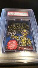 1977 Topps Star Wars Series 1 Wax Pack Unopened PSA 8 (Highest Graded Packs)