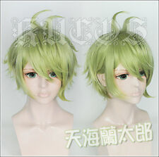 483 New DanganRonpa V3 Rantaro Amami Short Styled Cosplay Wig