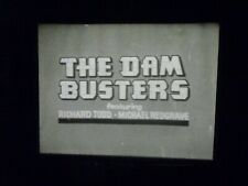 The Dam Busters, super 8 sound film