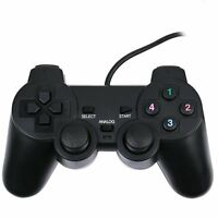 2 x USB GamePad Game Controller JoyPad for PC Computer Joystick Twin Pack