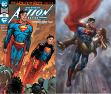 2020 DC Comics Action Comics #1022 Main & Variant Covers You Pick
