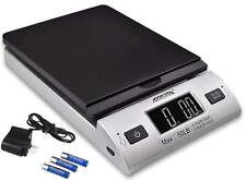 Accuteck S 50 lb x 0.2 oz All-In-One Digital Shipping Postal Scale with AC Smart