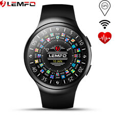 Lemfo Black LES2 Smart Watch Heart Rate Android 5.1 Sport 1GB+16GB Smart Watches