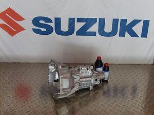 Schaltgetriebe R72 für Suzuki Jimny 1,3 verstärkt generalüberholt mit Spezialöl
