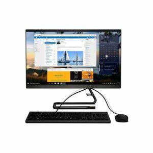 """Lenovo ideacentre A340-22IWL 21.5"""" Full HD AIO PC i3-10110U 4GB 1TB F0EB00FMUK#B"""