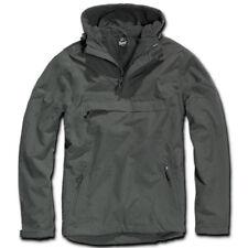 Brandit chaqueta de hombre 3001 Windbreaker 5xl antracita (5)
