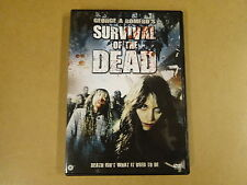 DVD / SURVIVAL OF THE DEAD ( GEORGE A ROMERO )