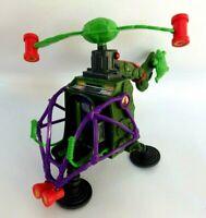 Figurine véhicule Tortue ninja playmates toys 1991 Pogocopter TMNT vitnage
