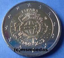España 2 euro conmemorativa 2012 euro-dinero en efectivo Tye euro moneda Commemorative Coin