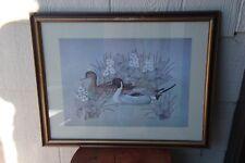 Duck Print J.S. Parks Detailed, Vintage, Windsor Art Products