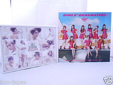 SNSD GIRLS' GENERATION JAPAN 1st 2nd Album Girls & Peace Limited Edition