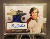 2015-16 ITG Enshrined Signature Showcase Silver #SS-GL1 Guy Lafleur 18/35