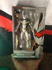 Hasbro Power Rangers Lightning Collection Dino Thunder White Ranger new NIB