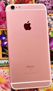 Apple iPhone 6s Plus - 64GB - Rose Gold (Unlocked) A1634 (CDMA + GSM) ORIG. BOX